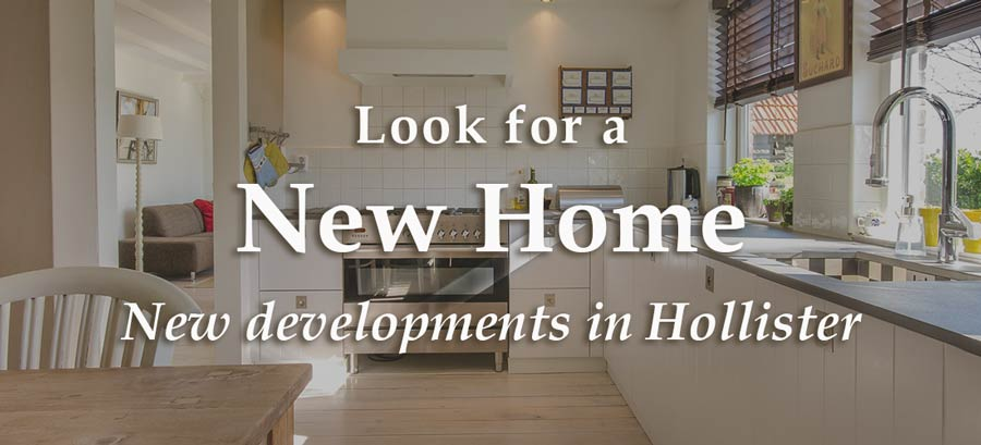 Link to New Homes in Hollister, CA