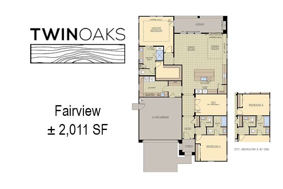 Fairview floorplan