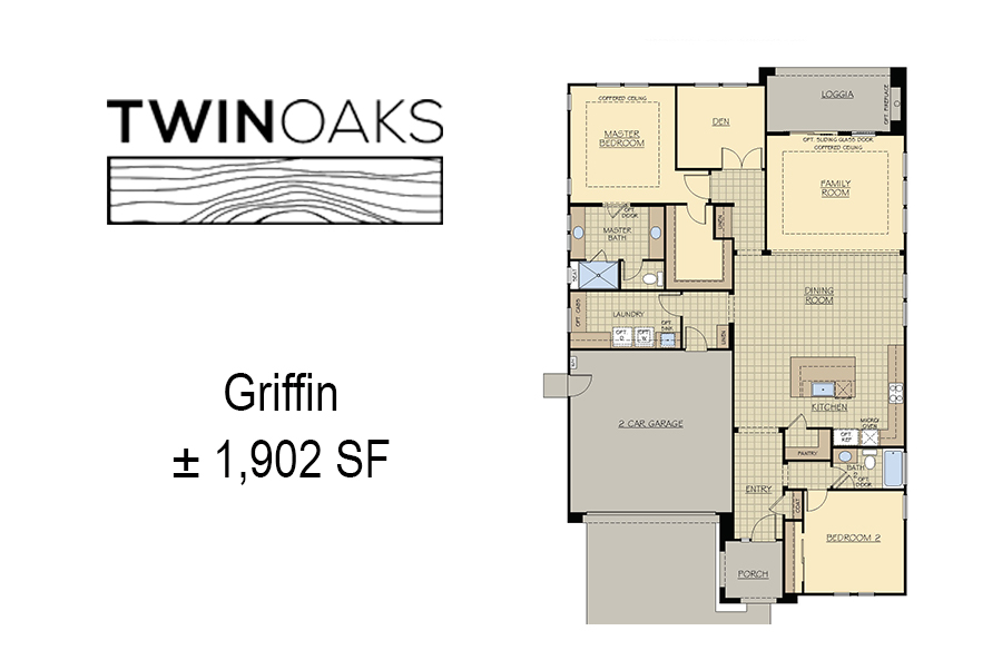 Friffin floorplan